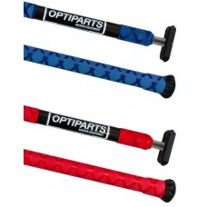Helmstokverlenger X-GRIPPED Color voor Optimist