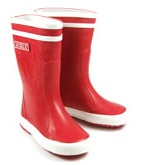 Aigle lollypop rood